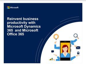 Microsoft Dynamics 365   Integrated Business Group Florida