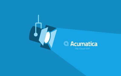 Product Spotlight: Acumatica Cloud ERP