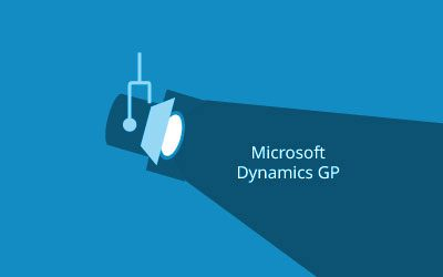 Product Spotlight: Microsoft Dynamics GP