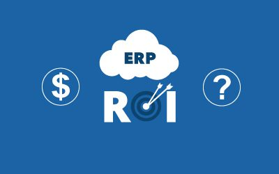 Show Me the Money: When and Why You Need to Prove ERP ROI