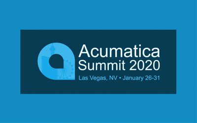 Acumatica Summit 2020 – Are You Attending?