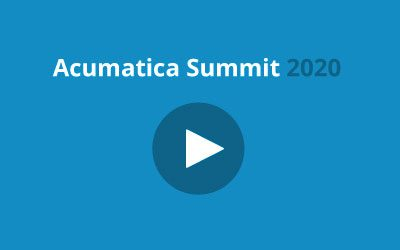 Acumatica Summit 2020 Recap