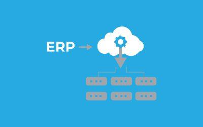cloud ERP distribution scalability